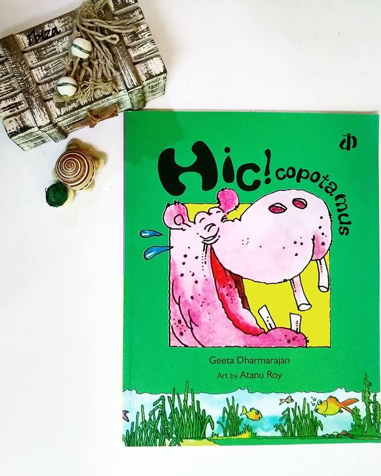Hiccopotamus Book Recommendation