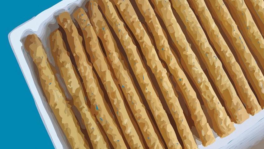 Bake at Home: Cheese Straws