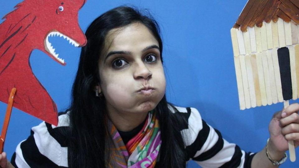 Rohini Vij - Storyteller & Educator