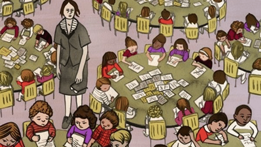 Is the academic pressure in schools today eating into childhood?