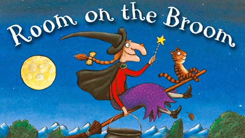 Read It : Room on a Broom