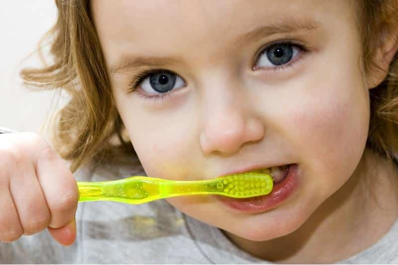 Caring for Children Teeth