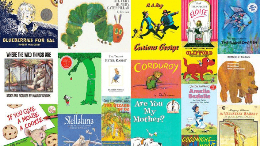 10 Reasons: Why Picture Books are Good for Adults