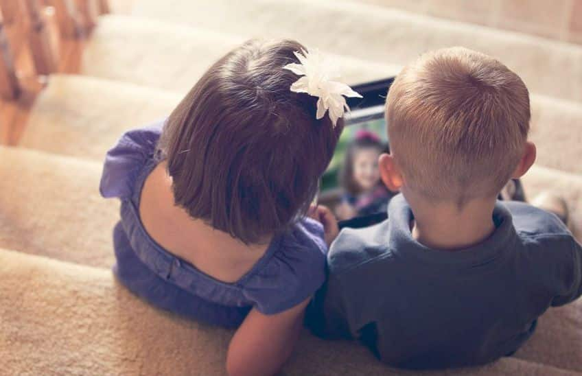 is screen time good or bad for children