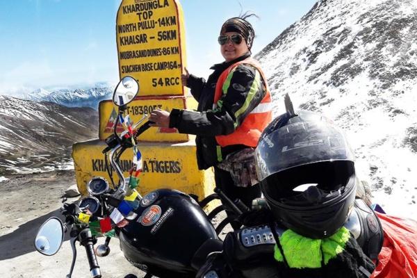 trip to ladakh vidhi malla