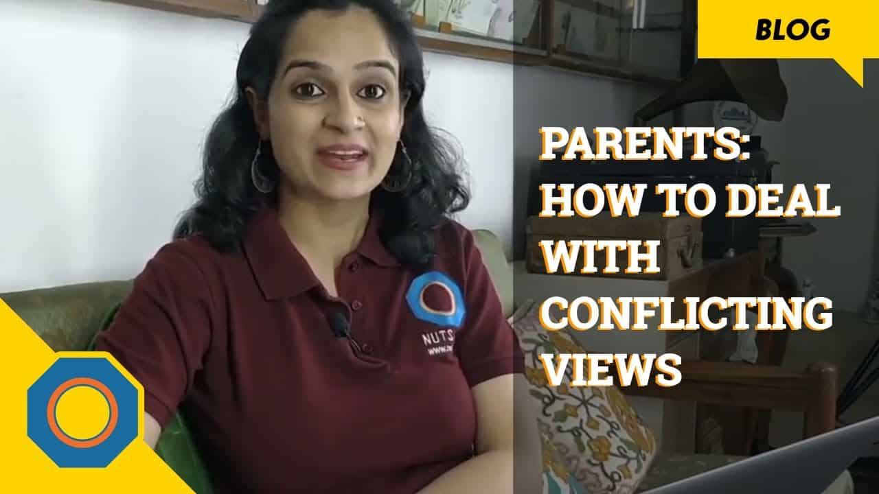 How to deal with parenting conflict