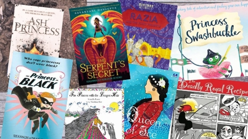 Princess with a Difference: 8 Recommended Books