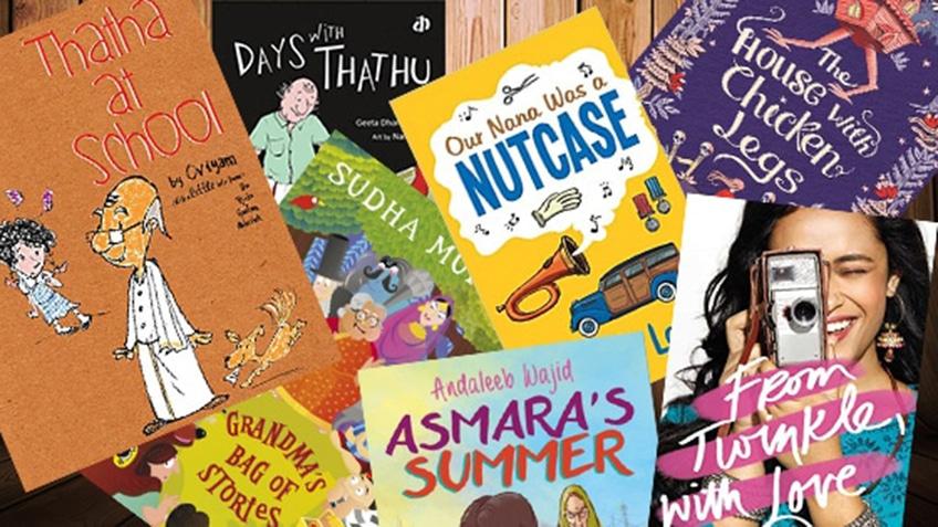 7 Books that Celebrate Grandparents