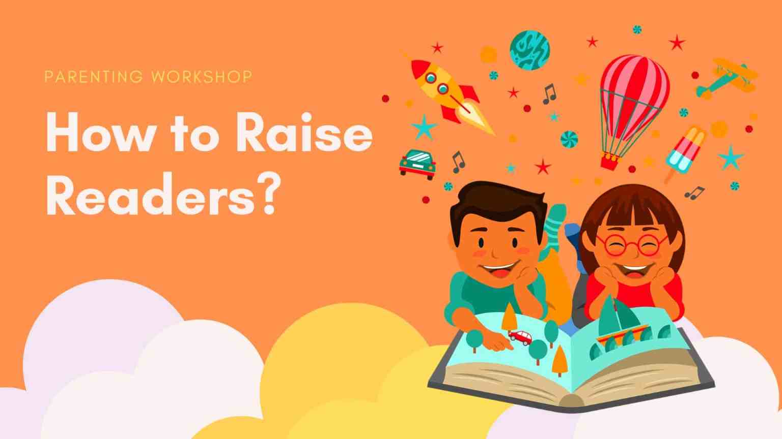 How to Raise Readers?