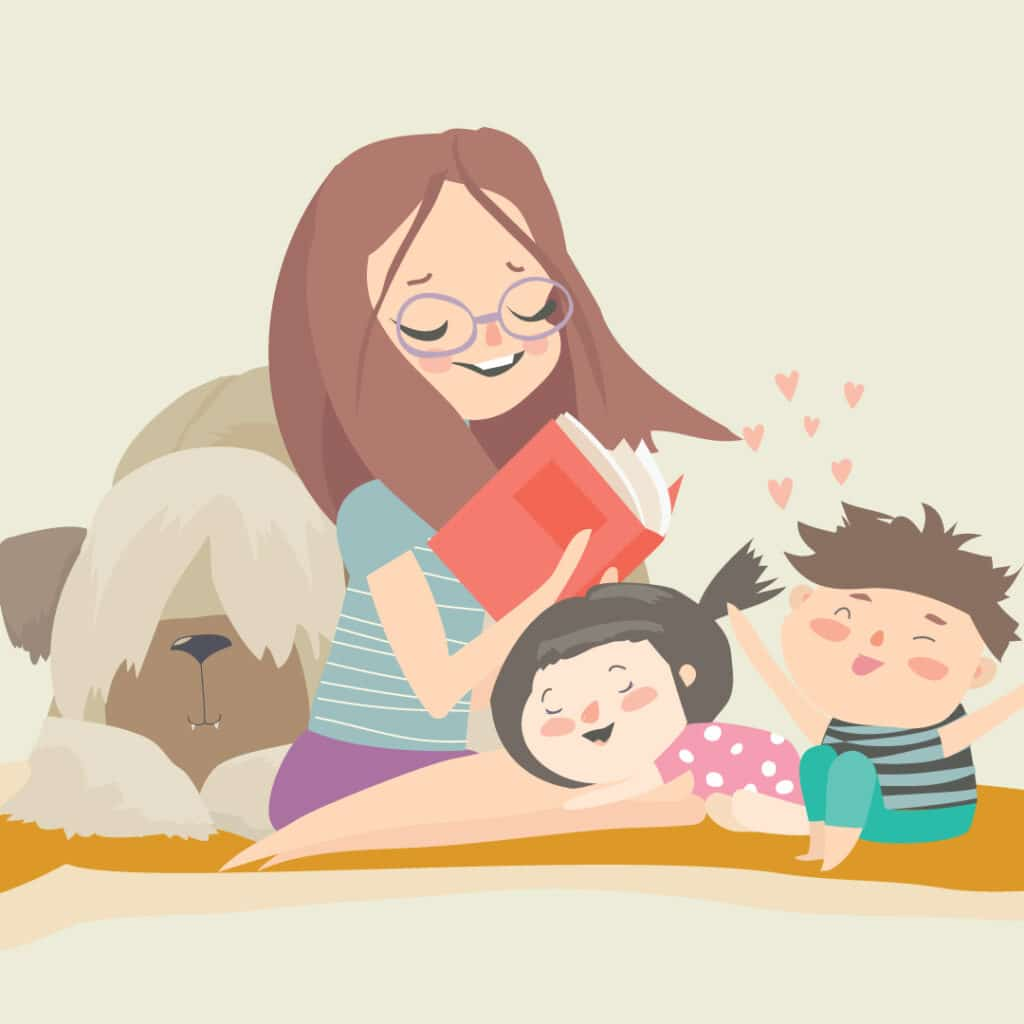 Reading to Babies & Toddlers