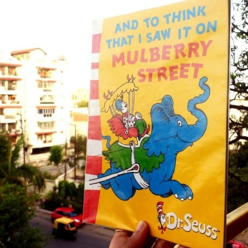 And to Think I Saw it on Mulberry Street by Dr. Suess