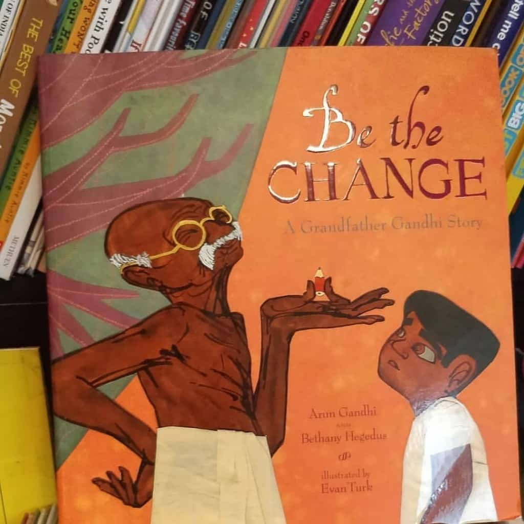 Be The Change Book Recommendation