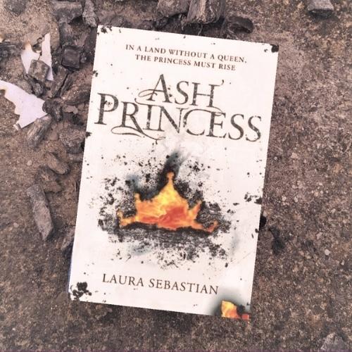 Ash Princess - Book
