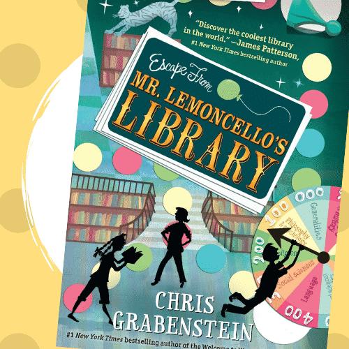 Mr. Lemoncellos Library
