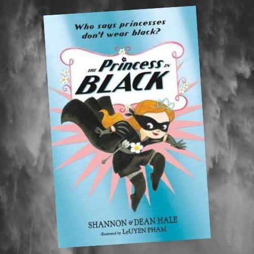 Princess in Black - Book
