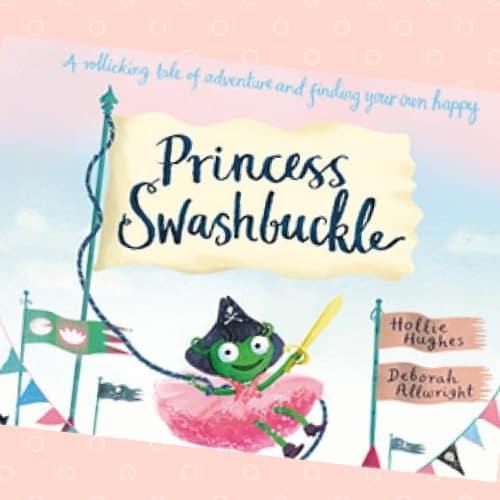 Princess Swashbuckle - Book
