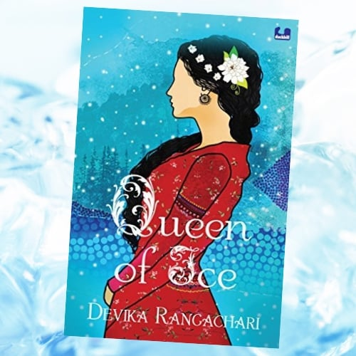 Queen of Ice - Book