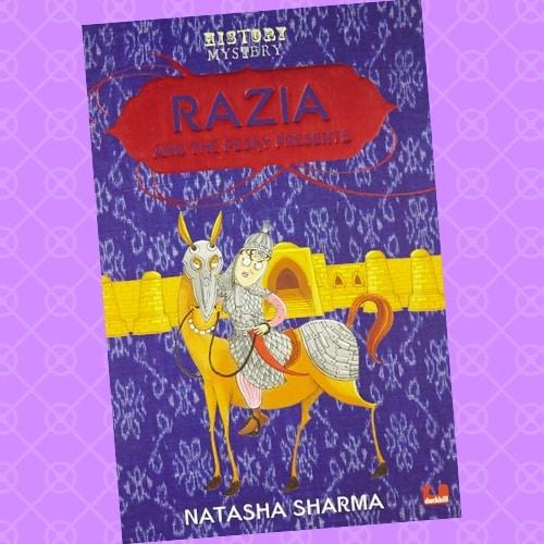 Razia and the Pesky Presents - Book