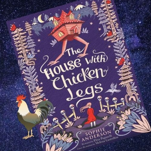 The House with Chicken Legs - Book Recommendations