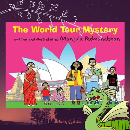 The World Tour Mystery by Manjula Padmanabhan