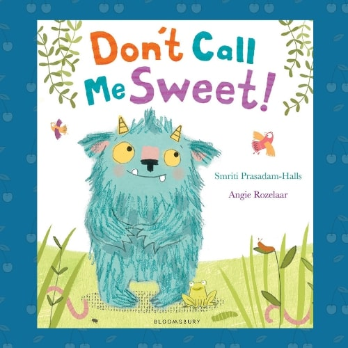 Book Review: Don't Call Me Sweet