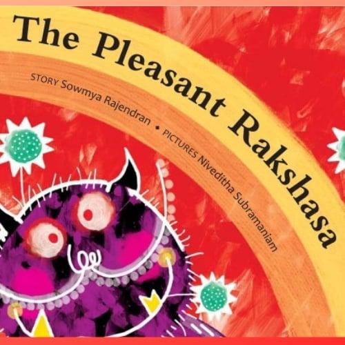 Book Review: The Pleasant Rakshasa