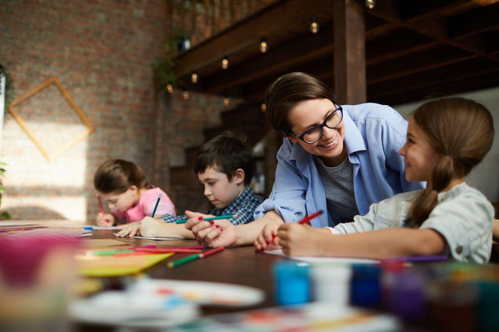 Mindfulness helps children thrive in school