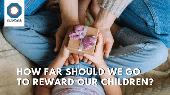 how to reward your child